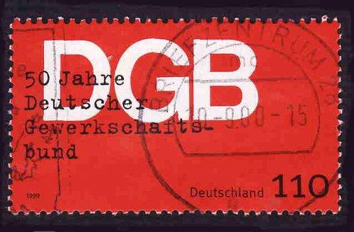 German Used Scott #2058 Catalog Value $.85
