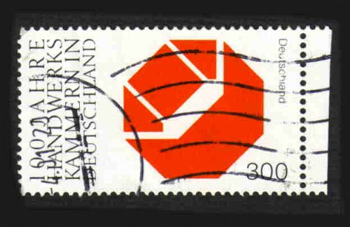 German Used Scott #2089 Catalog Value $2.40