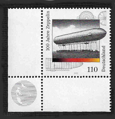 German MNH Scott #2093 Catalog Value $1.50
