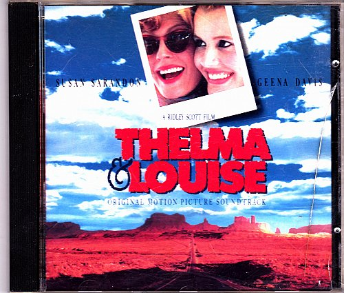 Thelma & Louise by Original Soundtrack CD - Very Good