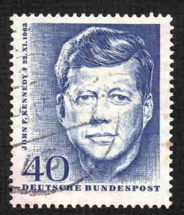German Used Scott #901 Catalog Value $.30