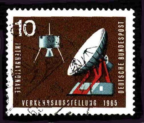 German Used Scott #920 Catalog Value $.30
