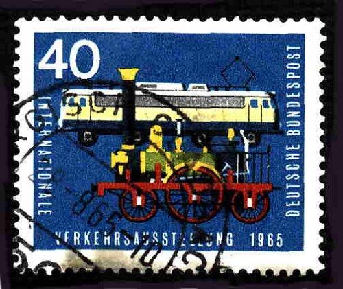 German Used Scott #923 Catalog Value $.30