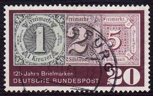 German Used Scott #933 Catalog Value $.30
