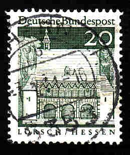 German Used Scott #939 Catalog Value $.25