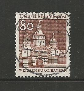 German Used Scott #946 Catalog Value $1.50