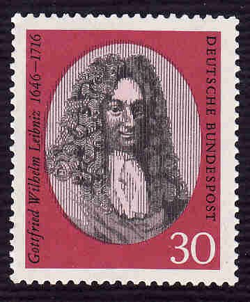 German MNH Scott #962 Catalog Value $.25