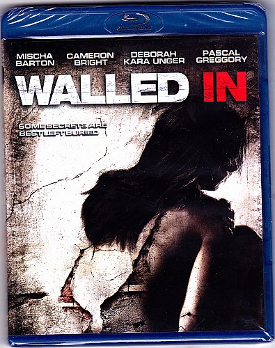 Walled In Blu-ray Disc 2009 - Brand New factory sealed