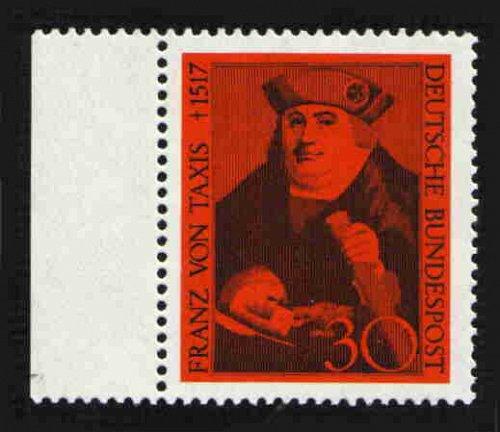 German MNH Scott #971 Catalog Value $.25