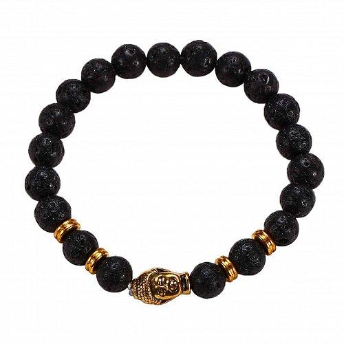 Men guanying Buddha bracelet