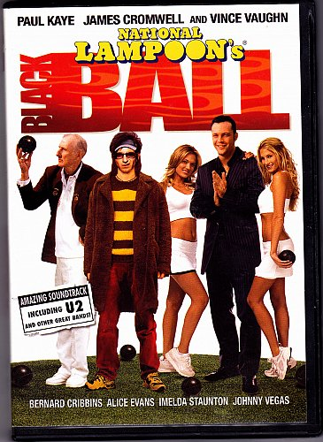 National Lampoon's Black Ball DVD 2005 - Very Good