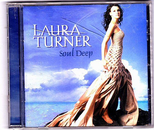 Soul Deep by Laura Turner CD 2003 - Very Good
