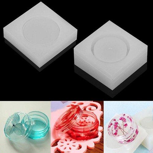 2pcs DIY jewelry silicone mold craft
