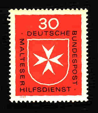 German MNH Scott #1006 Catalog Value $.45