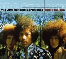 jimi hendrix experience bbc sessions new 2 cd/1 dvd digi pak