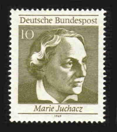 German MNH Scott #1007a Catalog Value $.30