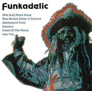 george clinton & funkadelic netherlands compilation cd [parliament]