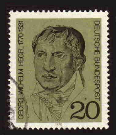 German Used Scott #1015 Catalog Value $.25