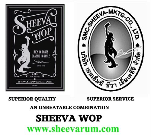 DISTRIBUTOR SHEEVA RUM CO., LTD - Sheeva Rum - Sheeva Rum Products