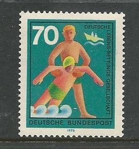 German Hinged Scott #1027 Catalog Value $.85