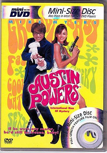 Austin Powers - International Man of Mystery Mini-DVD 2005 - Very Good
