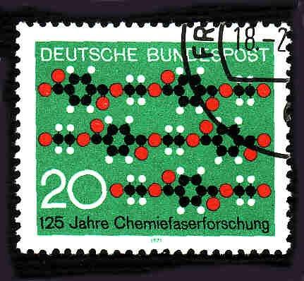German Used Scott #1054 Catalog Value $.25