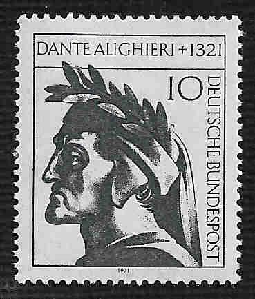 German MNH Scott #1073 Catalog Value $.25