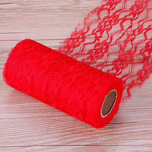 1 roll 15cm*9m lace runner