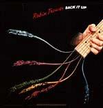robin trower back it up original cassette VG+