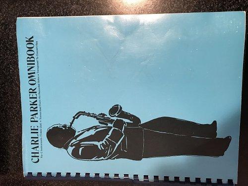 Bird Charlie Parker New Jazz Saxophone OnmiBook For C Key