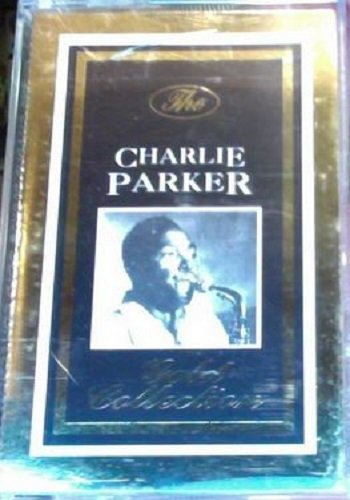 Bird Charlie Parker Gold Collection Italy Jazz Cassette