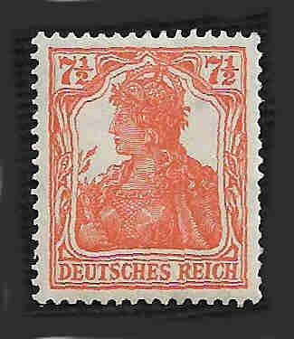 German MNH #98 Catalog Value $1.96