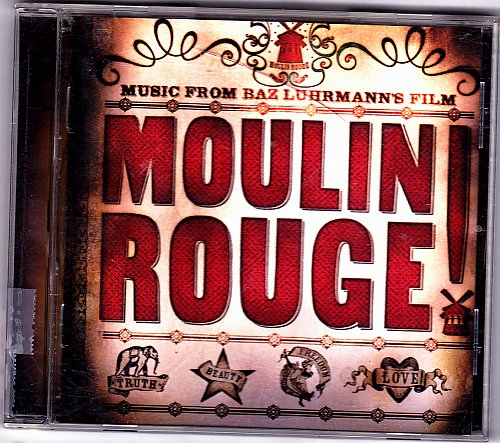 Moulin Rouge - Soundtrack by Various Artists - Very Good