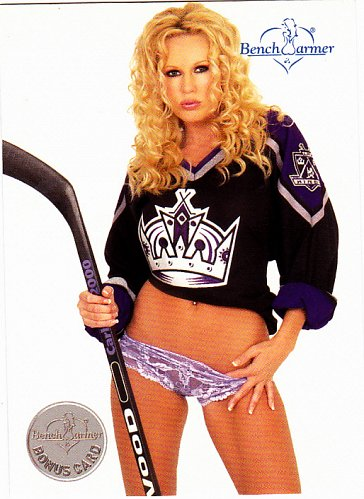 Lorrie Stewart #247 - Bench Warmers 2003 Sexy Trading Card