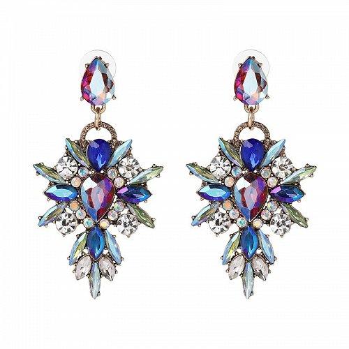 1 pair women fashion earrings