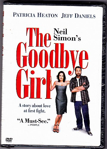 The Goodbye Girl DVD 2004 - Brand New