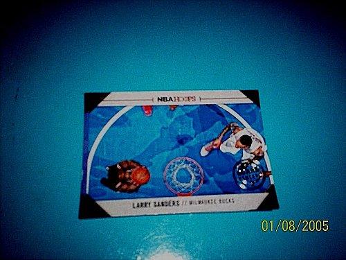 2013-14 Panini NBA HOOPS BOARD MEMBERS LARRY SANDERS BUCKS #24 free ship
