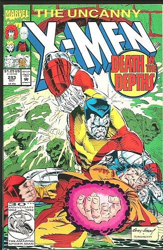 WOLVERINE: Uncanny X-men #293 1st print 1992 Marvel Comics
