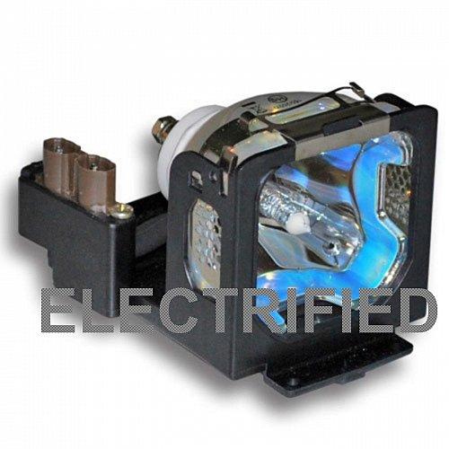 SANYO 610-300-7267 6103007267 OEM LAMP IN E-HOUSING FOR MODEL PLC-XW20AR