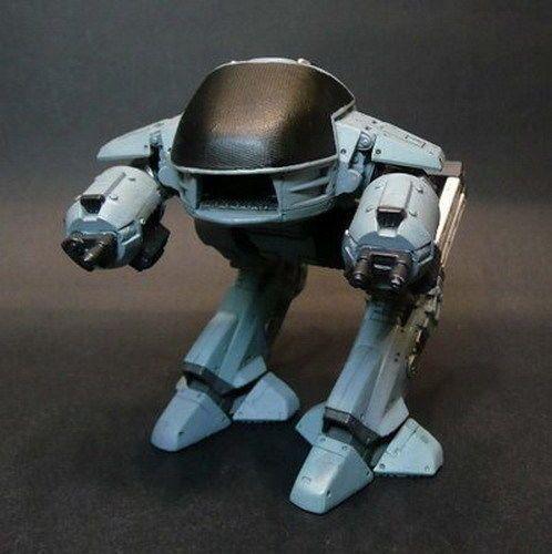 Kotobukiya Robocop Trilogy One Coin Trading Figure ED-209/ED209 no box