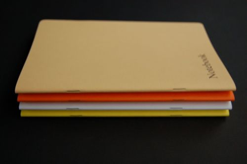 4 x A5 SCHOOL EXERCISE BOOKS (60 lined pages) top quality books assorted colours