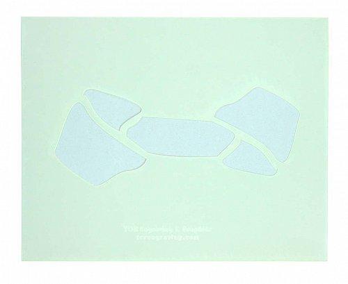 Fire Hydrant/Dog Bone Stencils- 2 Pc Set- 8 x 10 -14 mil Mylar Painting/Crafts