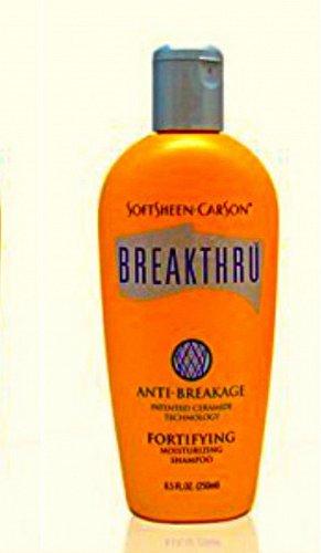 Soft Sheen Breakthru Fortifying Moisturizing Shampoo (11 oz) W CERAMIDE TECH