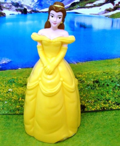McDonald Original Toy Collection Beauty and the Beast 4 Style Rare New 1 Set