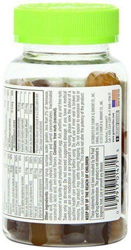 Vitafusion MultiVites Gummy Vitamins, 70 Count (Pack of 3)