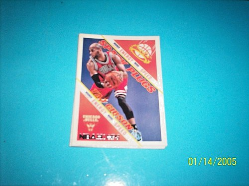 2013-14 NBA Hoops Spark Plugs #4 taj gibson bulls Basketball Card