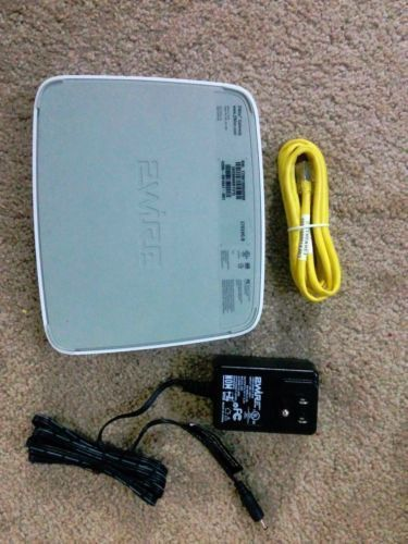 x4 - AT T 2WIRE 2701HG B Gateway WIRELESS modem ROUTER DSL WiFi ethernet 4port
