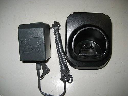 PANASONIC REMOTE charger BASE PNLC1001YAT wP = KX TG6645T TG9342T stand cradle