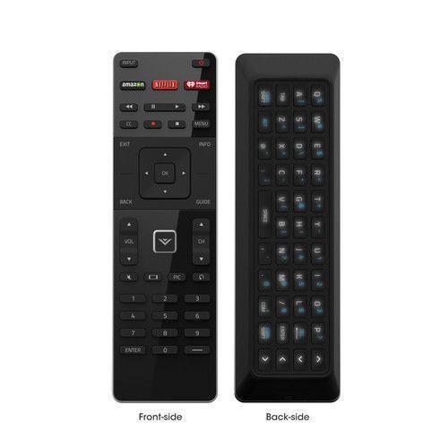 VIZIO XRT500 REMOTE CONTROL keyboard - E322VL E420ND E422VA E552VL E320ND E371ND
