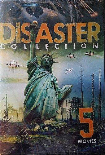5Movie DVD Population 2,APOCALYPSE,Defcon 2012,INVADERS,Shelly LIPKIN Kim LITTLE